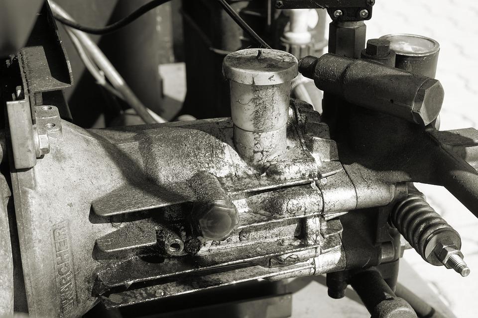 Kompresor do dílny