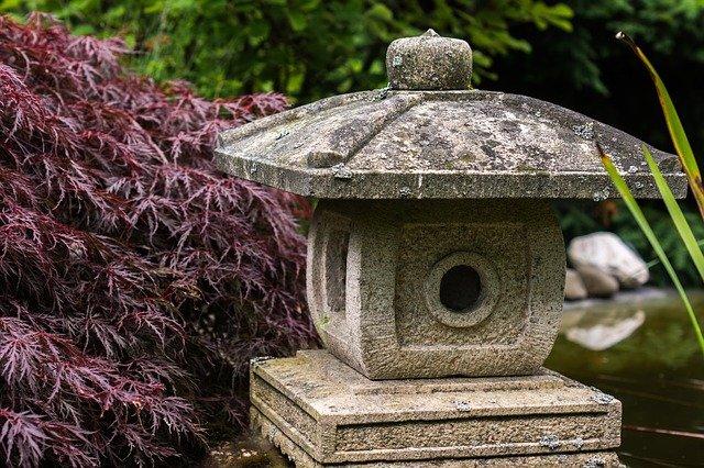 Zahrada podle Feng Shui