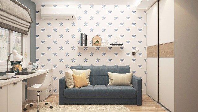 Jak by měl vypadat dětský pokoj