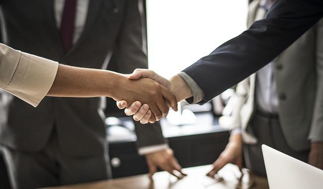 schůzka podnikatelů